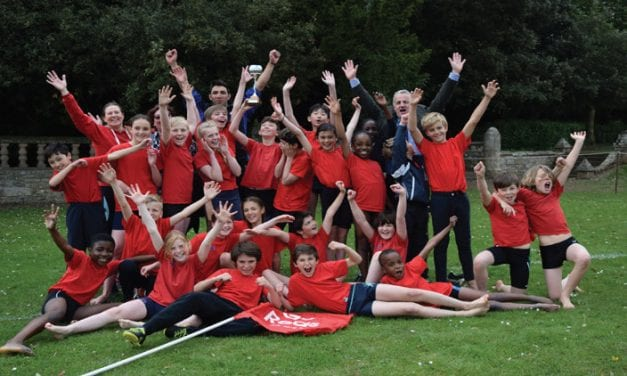 Northbourne Park School – 'Burton Race' delivers