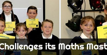 Chilton Challenges its Maths Masterminds