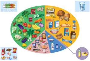 define the basic nutritional requirements of children and young people to ensure a balanced diet and When children eat well they  according to how much they contribute to a balanced diet based on the australian  events and resources from nutrition.