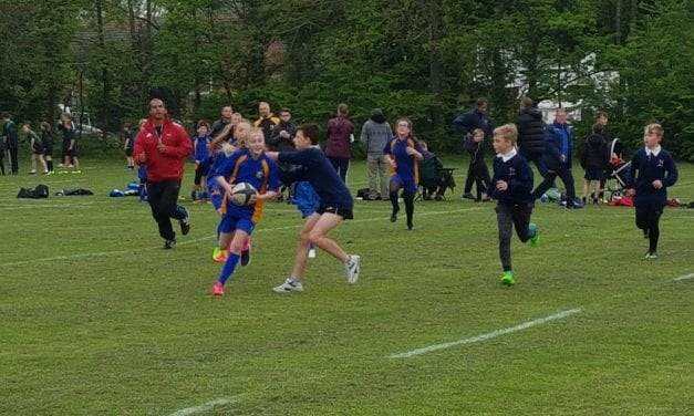 Thanet Primary Schools Rugby Festival