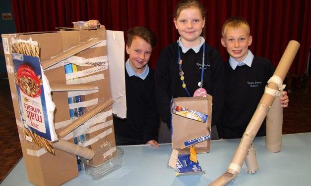Upton Junior School – Design and Technology Day