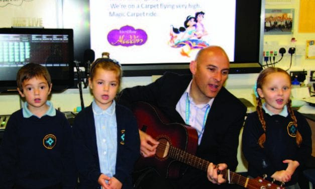 Newington Community Primary School – Young Singers
