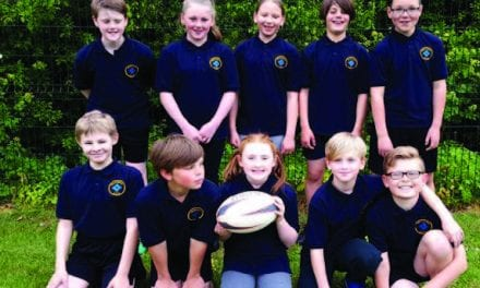 Newington Community Primary School – Rugby Festival