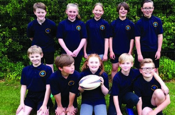 Newington Community Primary School – Rugby Festival
