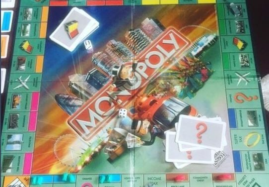 Screen Free Week – Board Game Joy!