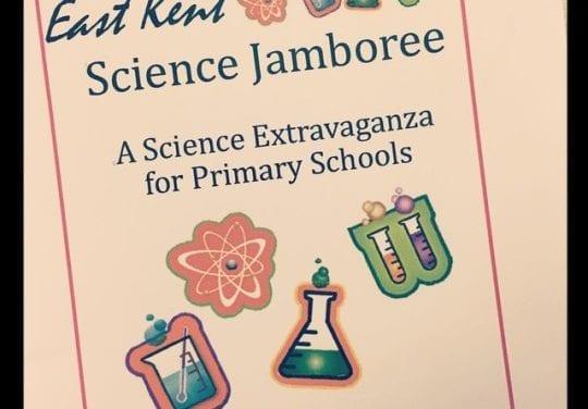 Whizz! Bang! Whoosh! Having Fun at East Kent Science Jamboree