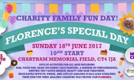 Florence's Special Day – Chartham Memorial Field