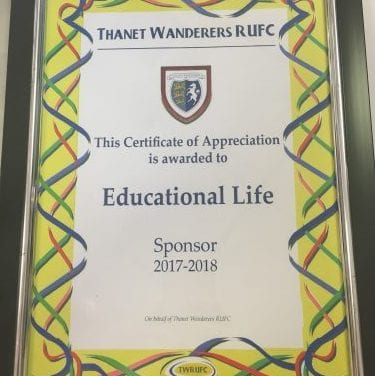 Educational Life & Thanet Wanderers RUFC