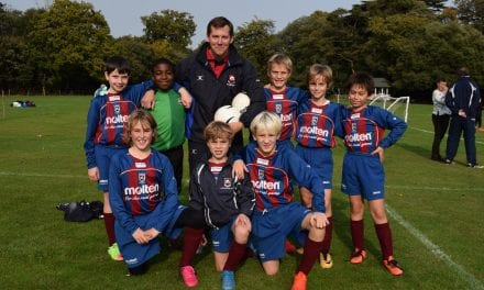 Northbourne Park School Hosts Primary Schools U11 6-a-side Football Tournament