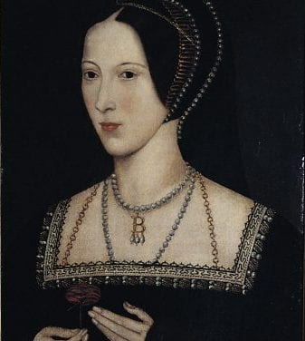 History Fact File: Anne Boleyn