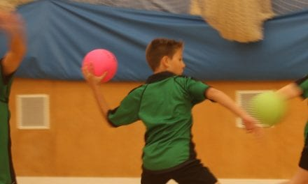 Year 7 Master The Five Ds Of Dodgeball