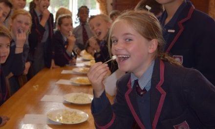 Northbourne Park School Celebrates European Day of Languages.