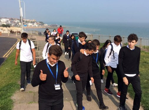 Working Together – Forging Educational and Cultural Links