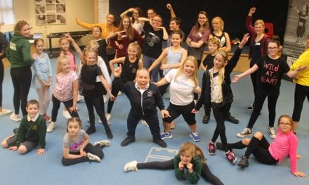 A Danceathon to Celebrate Difference