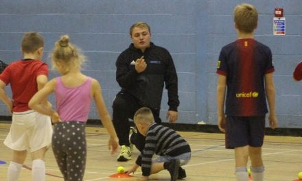 Canterbury Kids Put Through Their PACEs