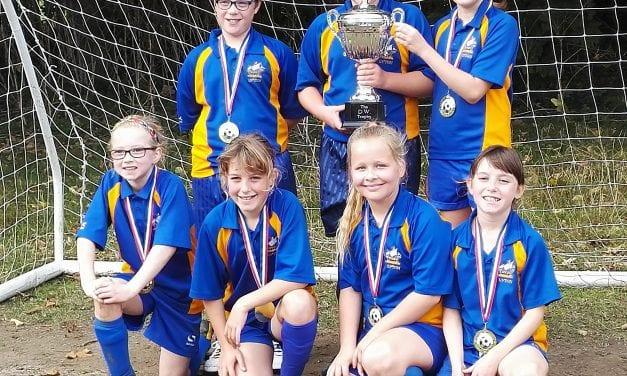 Upton Girls Earn Kent Soccer Finals Spot