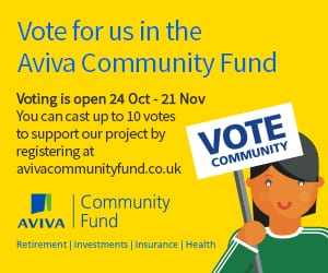 Please Vote For Educational Life CIC in the Aviva Community Fund