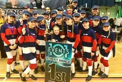 Wisewoods Dance School A Triple Threat As All 3 Crews Take 1st Place at 101 Events National Championships