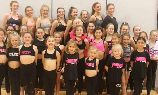 Kent Dancers Heading Off To National Championships