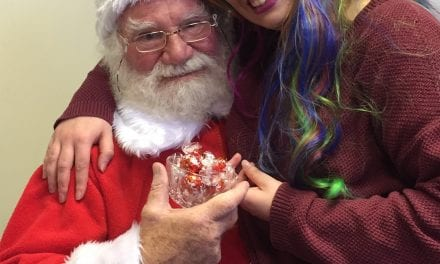 Father Christmas Takes a Sleigh Stop to Teach Eleanora Fizzle-Wallop About Christmas