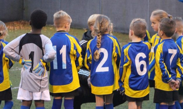 Thanet's Year 2 Pupils Show The True Spirit Of Football