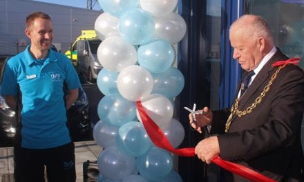 New Gym Receives Mayoral Seal Of Approval