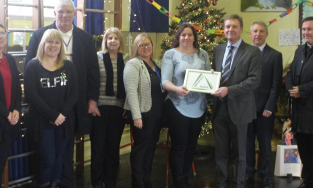 St Ethelbert's Governors Hit The Mark