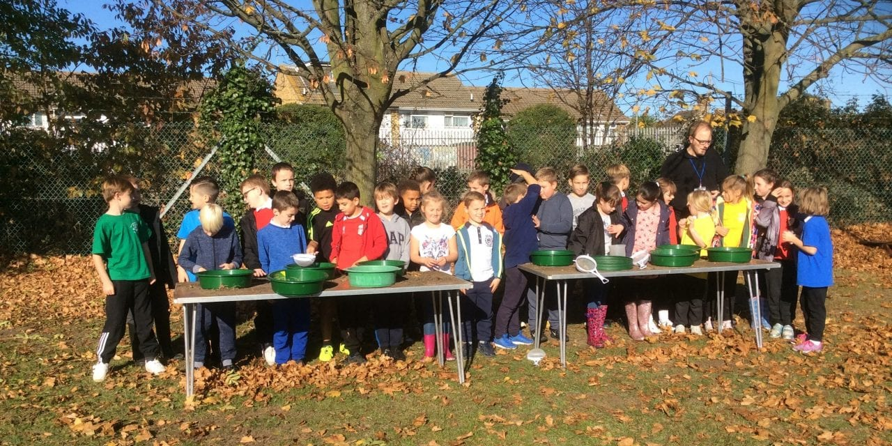 St Laurence Pupils Open Their Own Museum