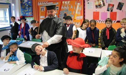 Great Expectations on Victorian Day at Upton