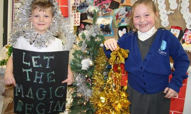 Magic Time for Festive Fun at Ramsgate Arts Primary School