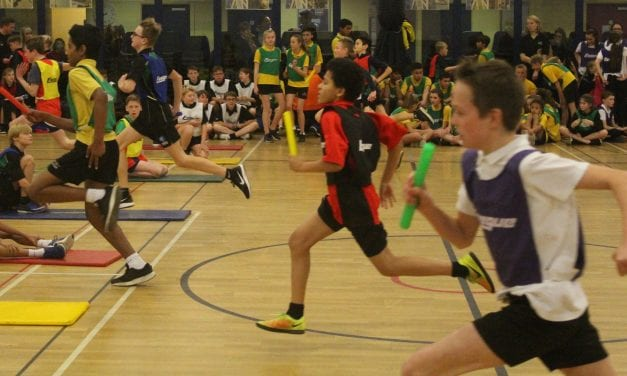 Clean Sweep For Dane Court In Sportshall Athletics