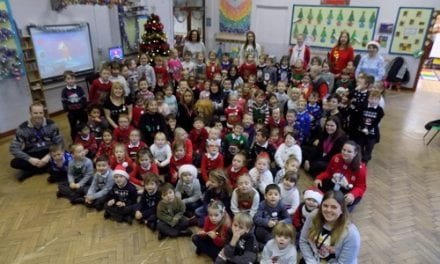 The Spirit of Christmas at St Ethelbert's Catholic Primary School – Woof Woof!