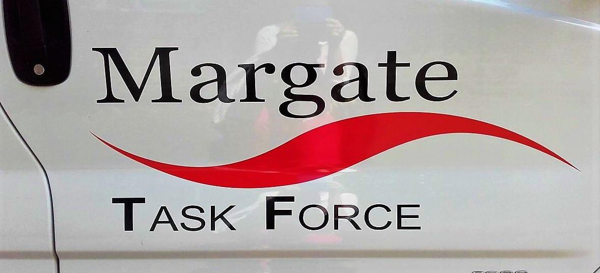 Margate Task Force Win Service Champion Team Award