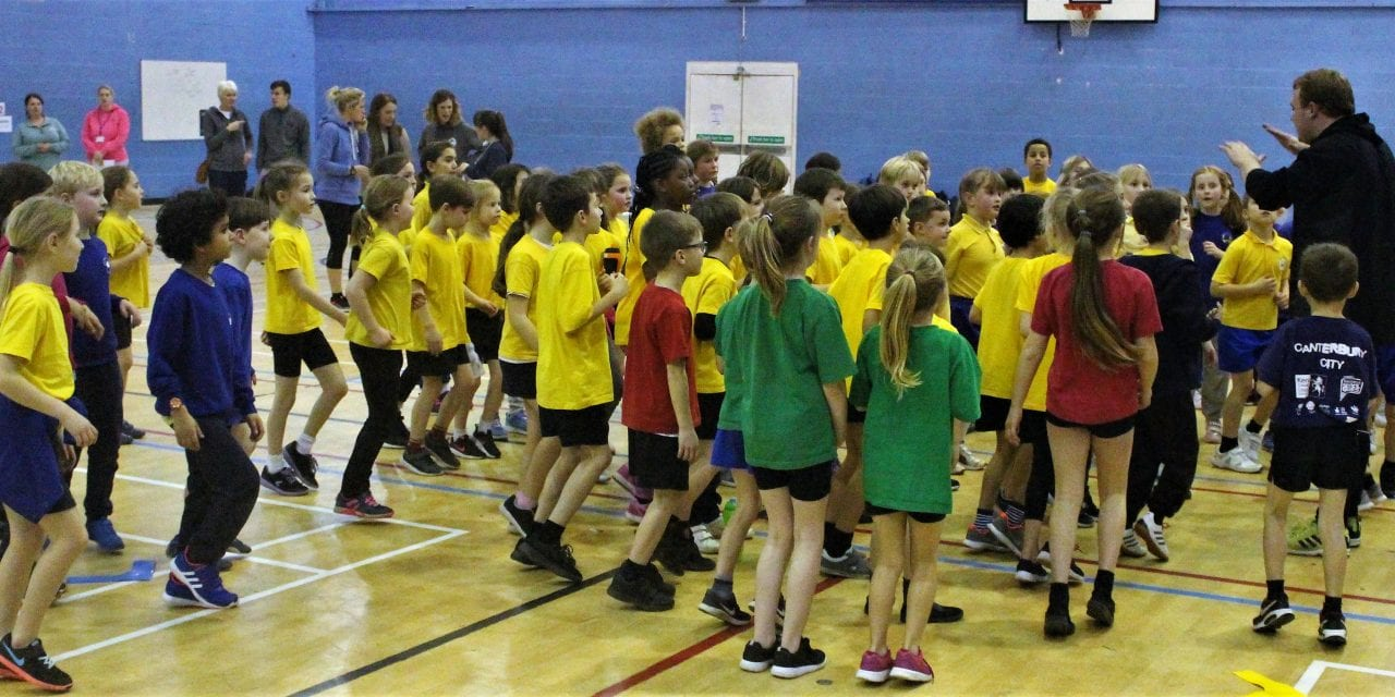 Getting Fit And Having Fun At Canterbury Academy