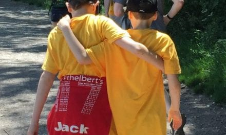 Walking for Jimmy – Saturday 26th May 2018