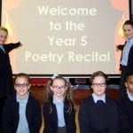 Performance Poetry Inspires Pupils