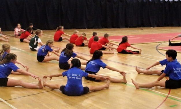 Teachers And Pupils From Thanet Schools Take 'Key Steps' Towards Future Gymnastics Success