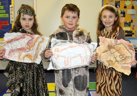 Stone Age Upton Junior School