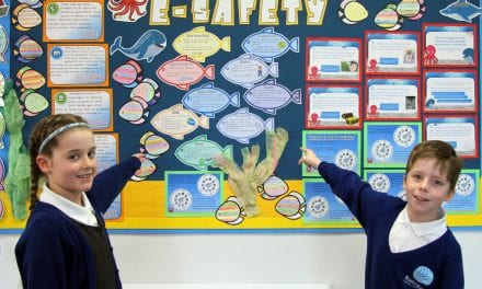 Ramsgate Arts Primary School Support World Internet Safety