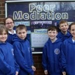 Peer Mediators Now Stand Out In A Crowd