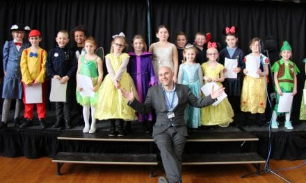 Newington Community Primary School Magical Disney Maths