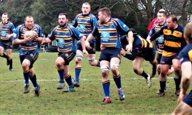 THANET WANDERERS RUFC 43 – 24 OLD WILLIAMSONIANS RFC