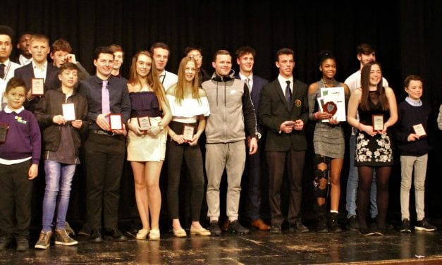 Inspiration, Aspiration And A Wealth Of Sporting Talent Celebrated At Canterbury Academy Awards Ceremony