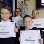 St Ethelbert's Catholic Primary School Win St Lawrence College Science and Engineering Challenge!