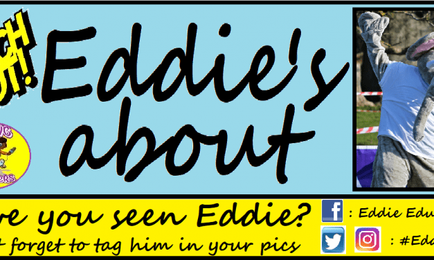 Watch Out ….. Eddie's About