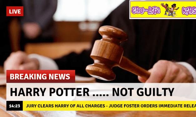Harry Potter Murder Trial Verdict In ….. Full Story
