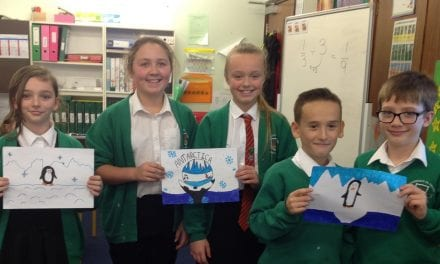 Pupils Celebrate 'Antarctica Day' at St Laurence-in-Thanet Junior Academy