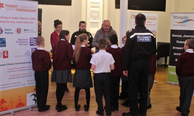 Important Lessons In Safety for Thanet Primary Pupils