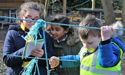 Forest School Fairytale ….. by Maja and Joanna