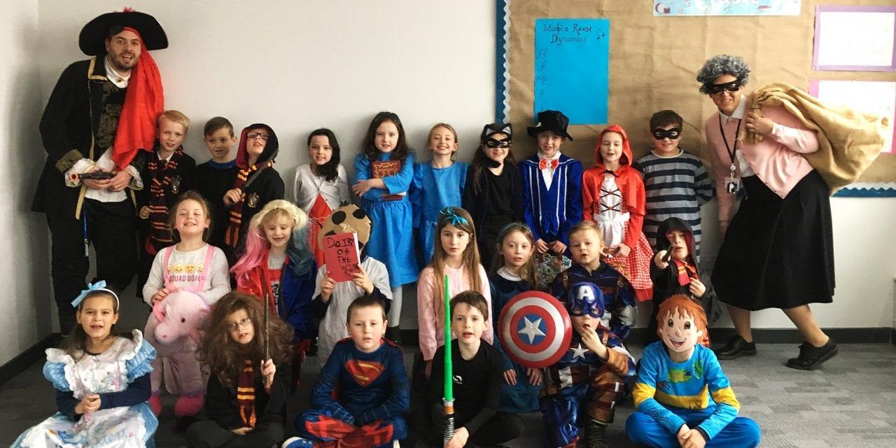 Ramsgate Arts Primary School Superheroes, Wizards and Princesses